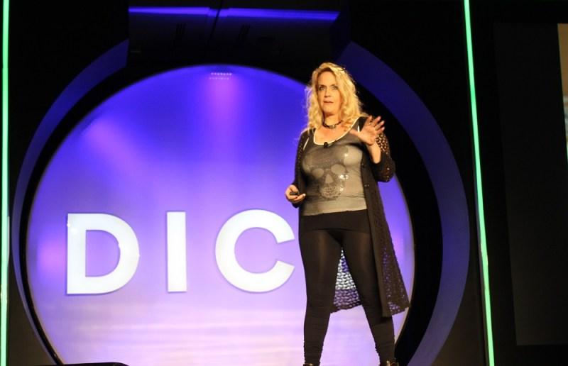 Brenda Romero at the DICE Summit