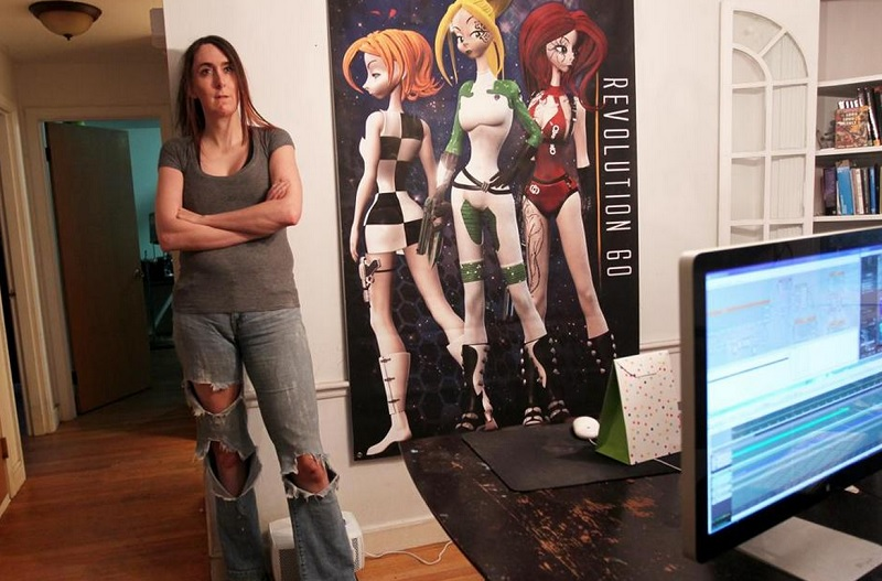 Brianna Wu of Giant Spacekat