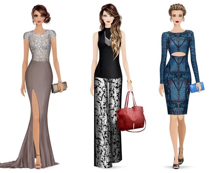 Covet Fashion models