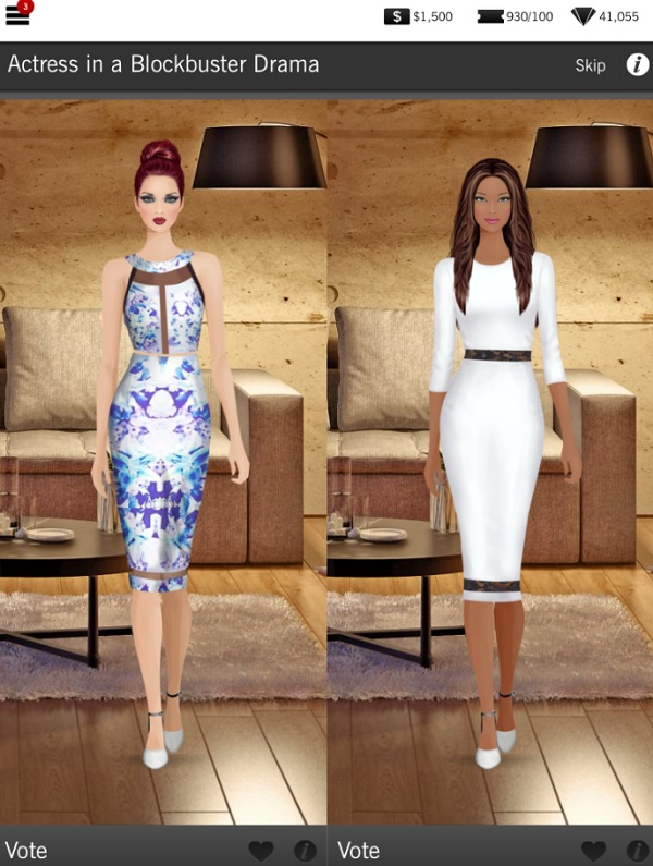 Covet Fashion competition