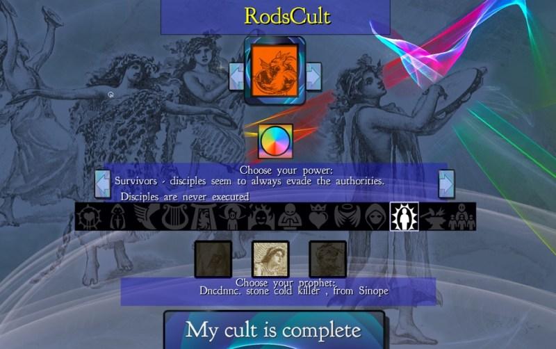 Cults & Daggers