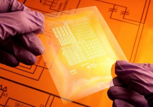 "Disposable printed circuits on thin flex materials could make any product ""connected."""