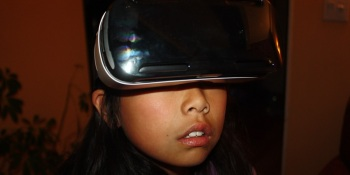 The first virtual reality series for Samsung Gear VR has begun production