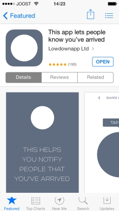 The app formerly known as HERE