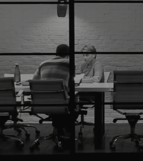 A scene at one of ironSource's offices, from its website