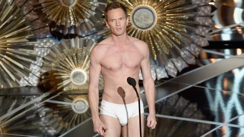 Neil Patrick Harris hosts the Oscars.