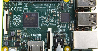 Raspberry Pi 2 gets 6X more processing power, 2X more memory in same credit card-size $35 package