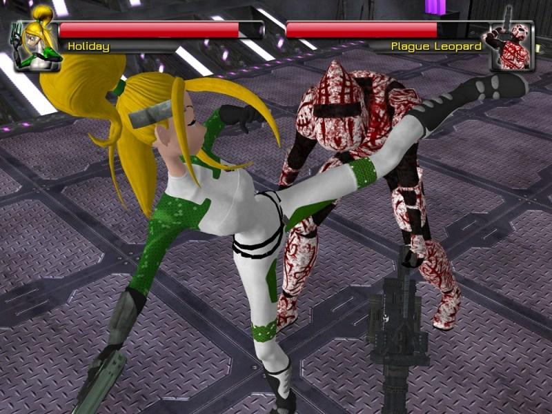 Revolution 60 combat