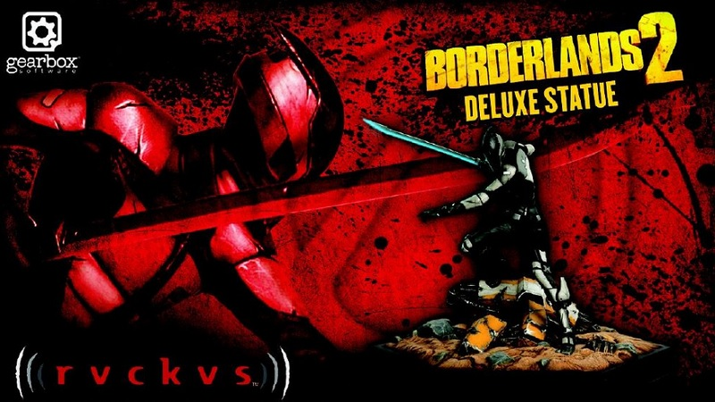 Rvckvs collector's edition for Borderlands 2