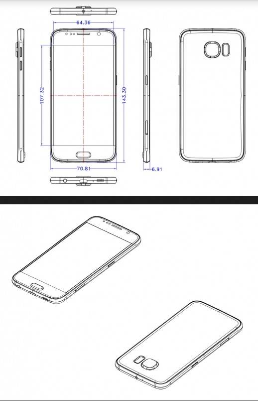 samsung-galaxy-s6-dimensions-schematic-drawing-leak