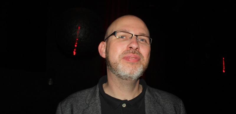 Simon Carless, executive vice president of UBM Tech.