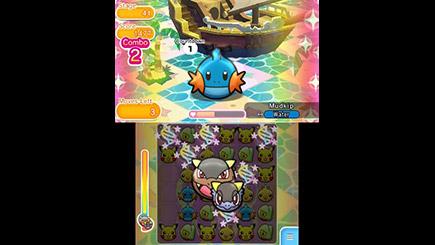 Pokémon Shuffle special move