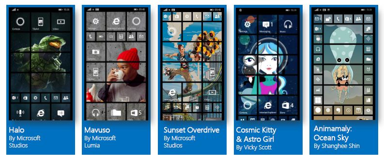 Microsoft launches tileart app to bring parallax effects for Tile layout app