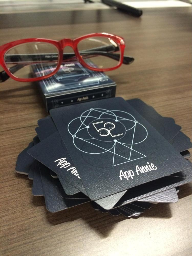 App Annie cards