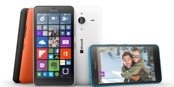 Microsoft introduces new Lumia 640 and Lumia 640 XL phones
