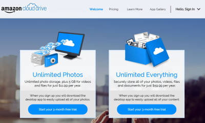 Amazon releases Cloud Drive SDKs for Android and iOS
