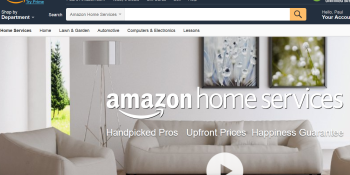Amazon launches handyman 'home services' platform for gardening, goat-grazing, and more