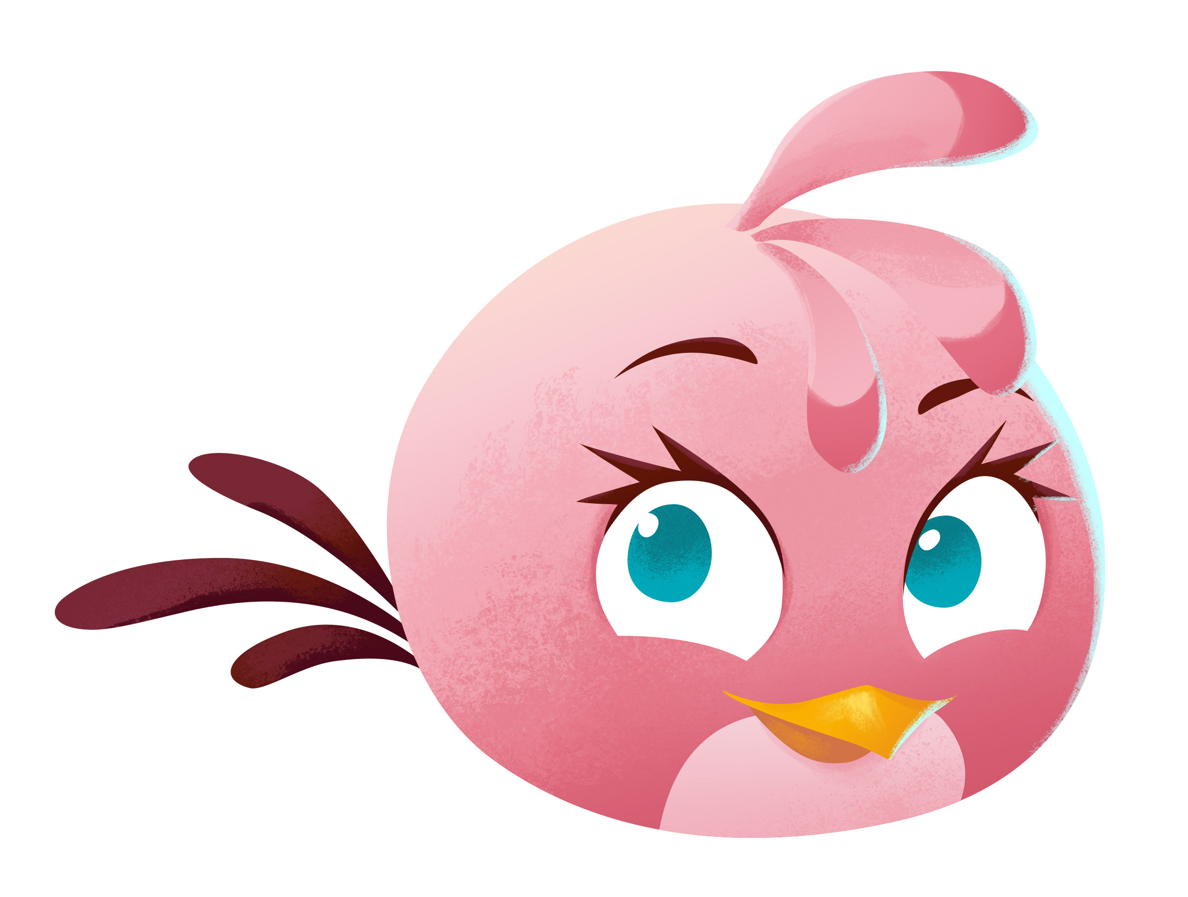 Rovio Releases The Familiar Looking Angry Birds Stella