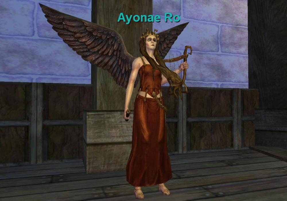 EverQuest Ayonae Ro