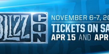 BlizzCon 2015 will celebrate all things Warcraft, StarCraft, and more in November