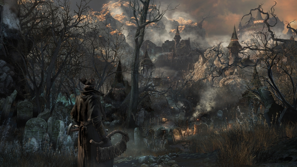 Bloodborne is the most intricately crafted action-RPG on the PlayStation 4.