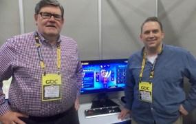 Bonus XP's Bruce Shelley and Dave Pottinger