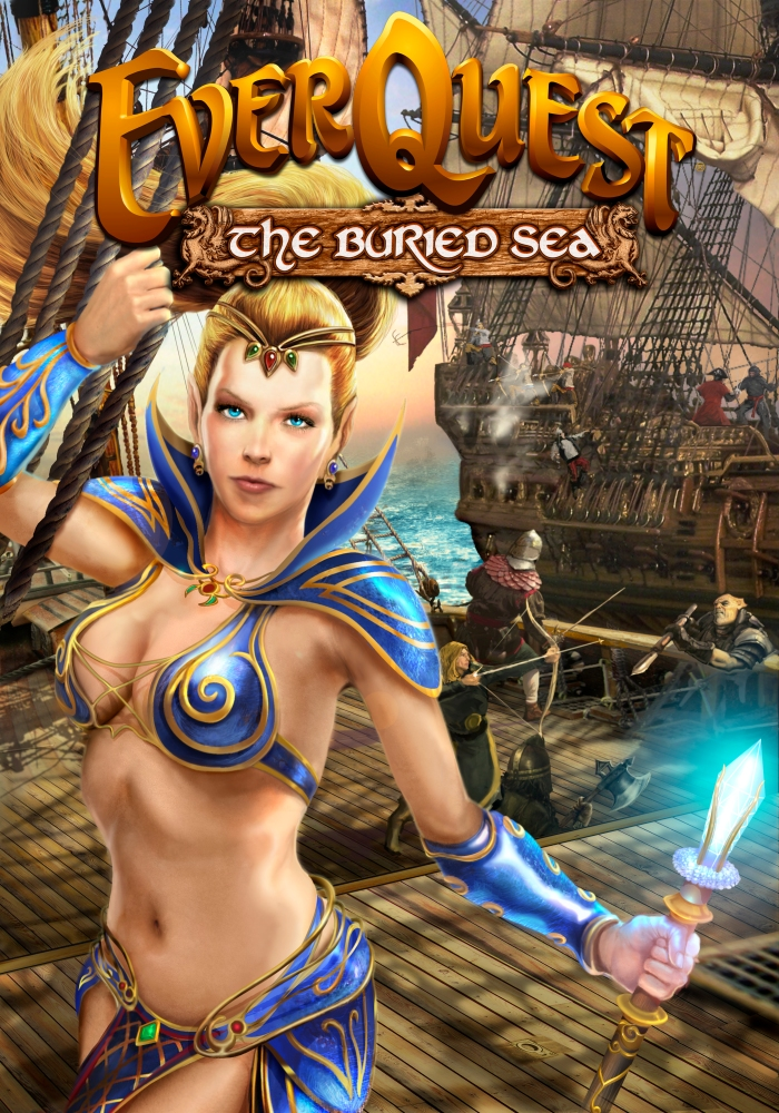 EverQuest: The Buried Sea