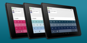 Yahoo partners with Fleksy to let you browse the Web directly from your phone's keyboard