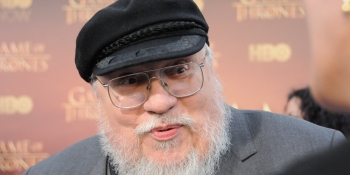 Game of Thrones' George R. R. Martin doesn't need no stinking word processor to tell him how to spell 'Targaryen'