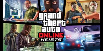 Grand Theft Auto: Online down intermittently as Heists add-on goes live (update)