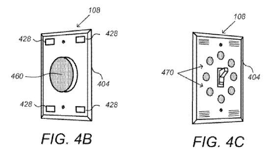 Patent details Google's ideas for smart home doorknobs