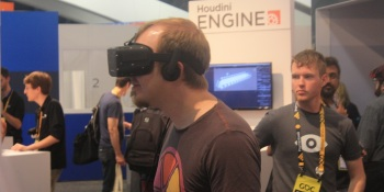 GDC hits a record 26,000 attendees for virtual reality, game culture talks, and parties