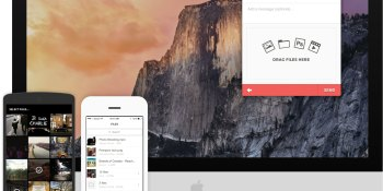 Infinit and beyond: The ultimate file-transfer app just launched on mobile