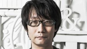 Hideo Kojima, the creator of Metal Gear Solid.
