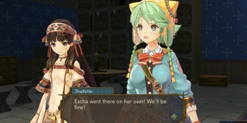 Atelier Shallie: Alchemists of the Dusk Sea is a fine showcase for the long-running franchise