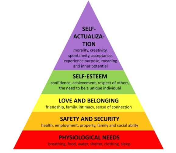 Abraham Maslow Would Have Been A Horrible Venture