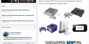 You can already preorder Nintendo's mysterious new NX system