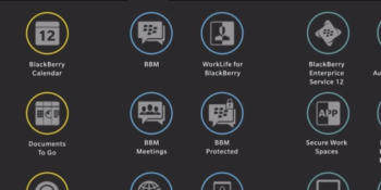 Blackberry takes security, productivity, and communications tools cross-platform