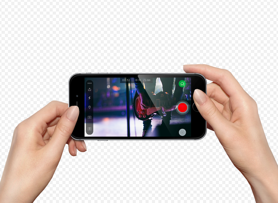 Users can either live stream video or shoot 'reels' that can be watched for up to 24 hours.