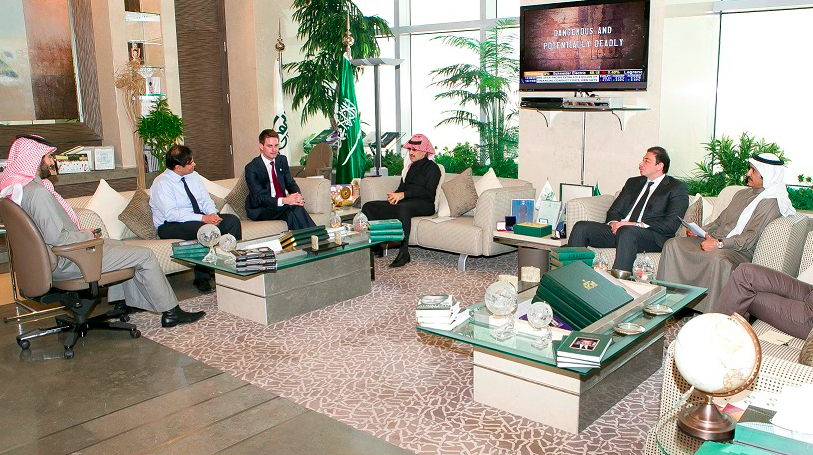 Snapchat CEO met with Prince Alwaleed2