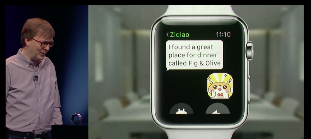 The emoji is the future of texting on the Apple Watch | VentureBeat