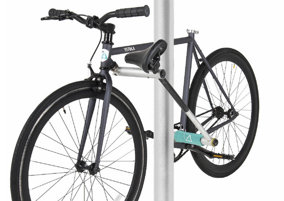 Bike That Locks Itself Bike Itself Its Own Lock