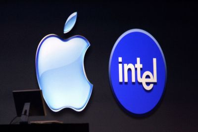 Image result for Apple and intel