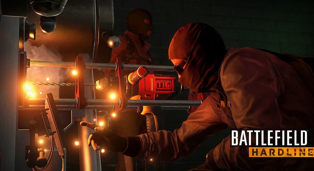 Bad guys in Battlefield Hardline