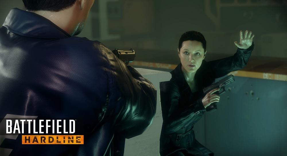 Khai Minh Dao (Kelly Hu) is the female lead in Battlefield Hardline.