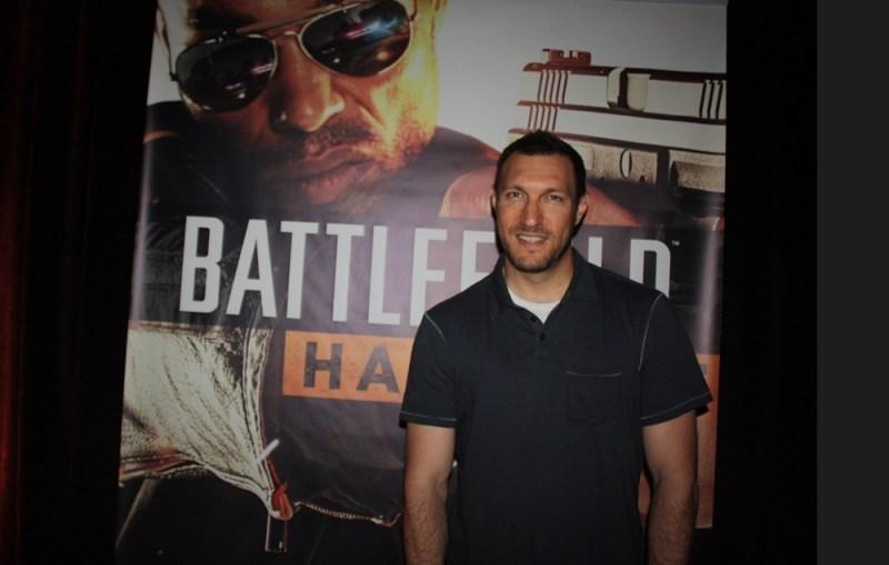 Steve Papoutsis, executive producer of Battlefield Hardline.