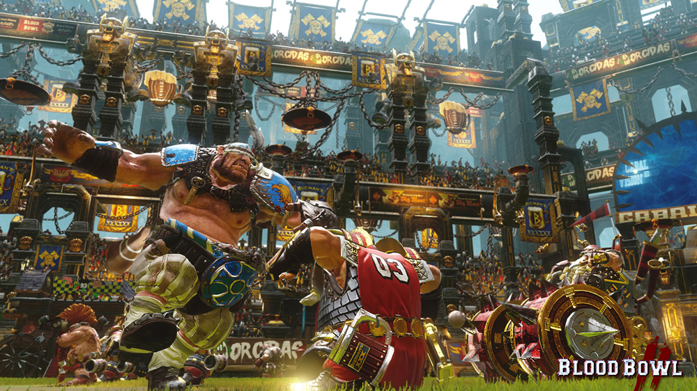 Blood Bowl II football