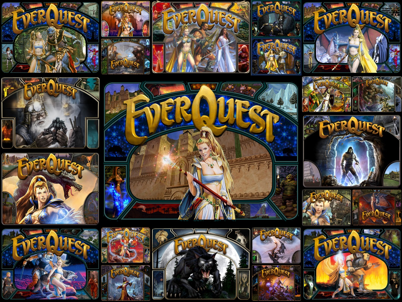 The worst ideas you never saw in EverQuest -- like the muffin zone