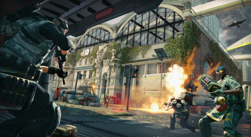 Dirty Bomb is a new free-to-play shooter developed by Splash Damage.