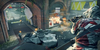 Splash Damage puts your trigger-finger to the test in frenetic shooter Dirty Bomb (hands-on preview)
